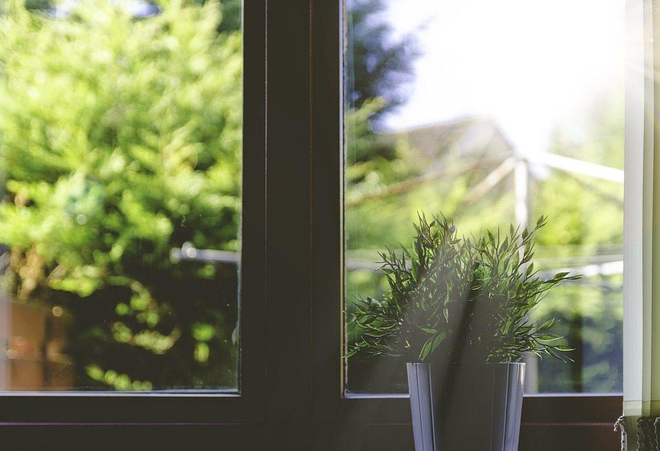 drewniane okna do jednorodzinnego domu
