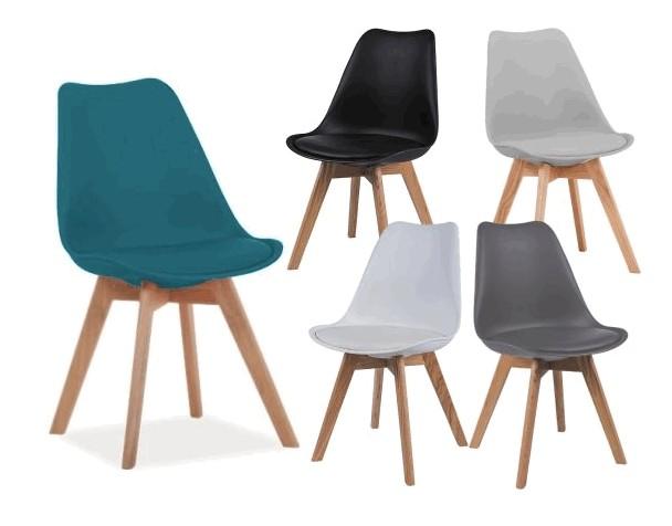 Jakie są krzesła tapicerowane?