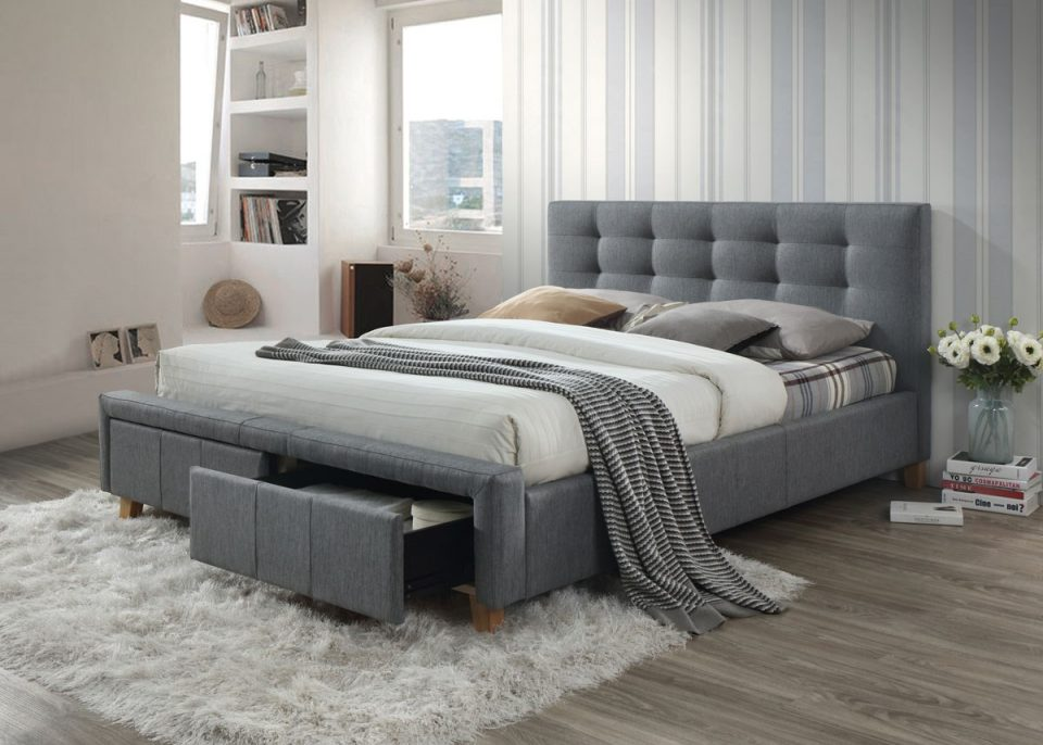 Modne łóżka