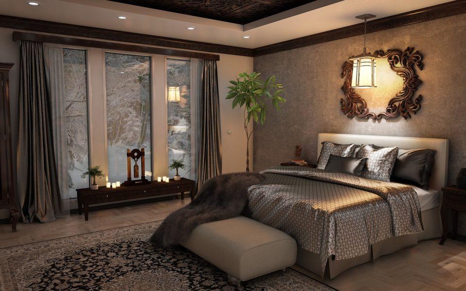 Czym charakteryzują się łóżka kontynentalne?