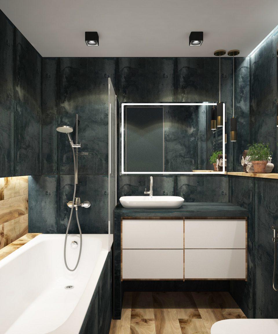 Idealna łazienka