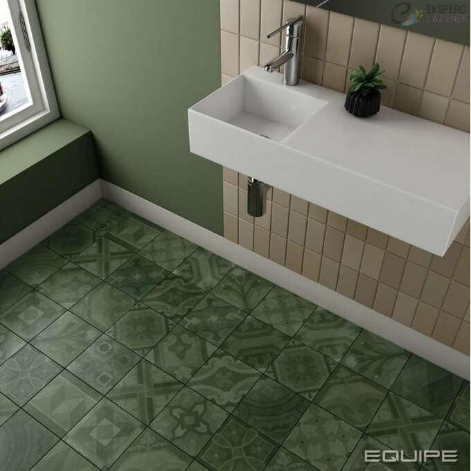 W jakich pomieszczeniach sprawdzą się plytki typu patchwork?